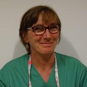 Catherine Rousseau, Infirmière