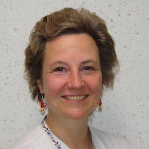 Claire Detienne, Infirmière