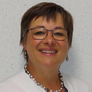 Véronique Trouveroy, infirmière