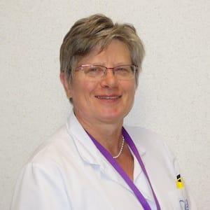Pr Françoise Pirson, Pneumologue