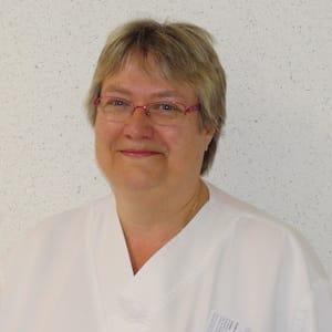 Dominique Pierre, infirmière