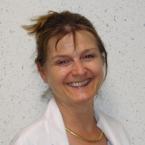 Dr. Carine Kirkove, radiothérapeute