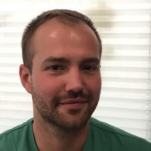 Christophe Goblet, infirmier SIP