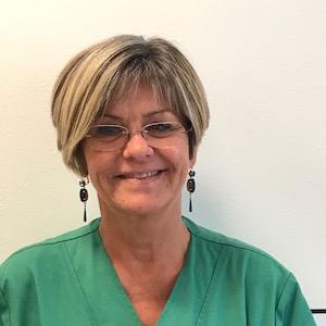 Laurence Dumez, infirmière SIP