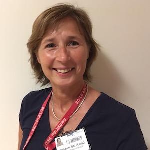 Catherine Bauraind, infirmière massothérapeute