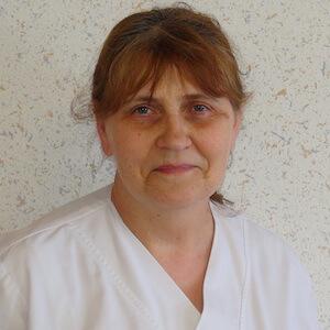 Murielle Geelen, infirmière