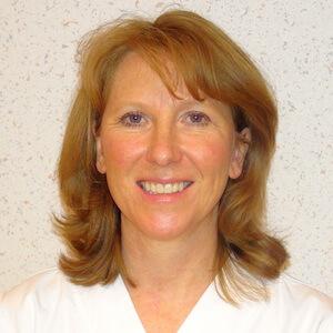 Marjorie Knauff, infirmière