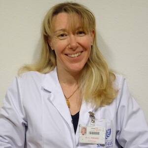 Pr Céline Pirard, Gynécologue