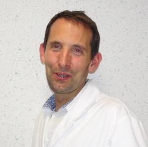 Pr. Xavier Geets, radiothérapeute