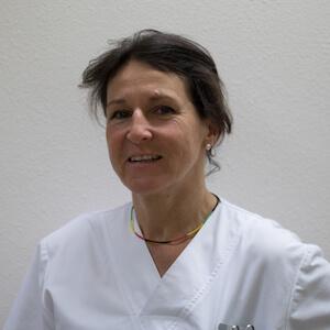 Sabine Peckel, sage-femme