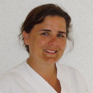 Sabine Devaux, infirmière