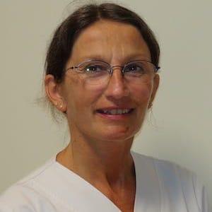 Anne Szabo, infirmière
