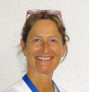Cécile Coupez, infirmière