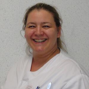 Joëlle Allard, infirmière