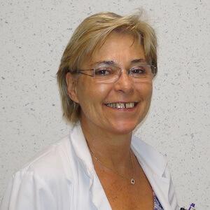 Dr Laurette Renard, radiothérapeute