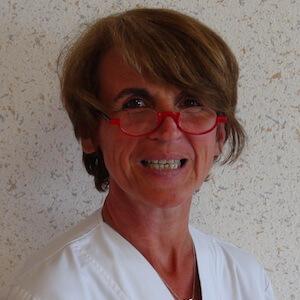 Claudine Marchal, infirmière