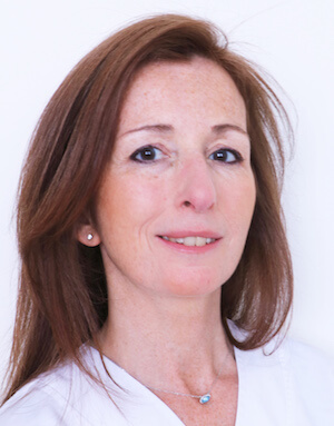 Isabelle Heine, Infirmière