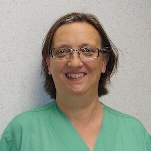 Sophie Vanderheyden infirmière